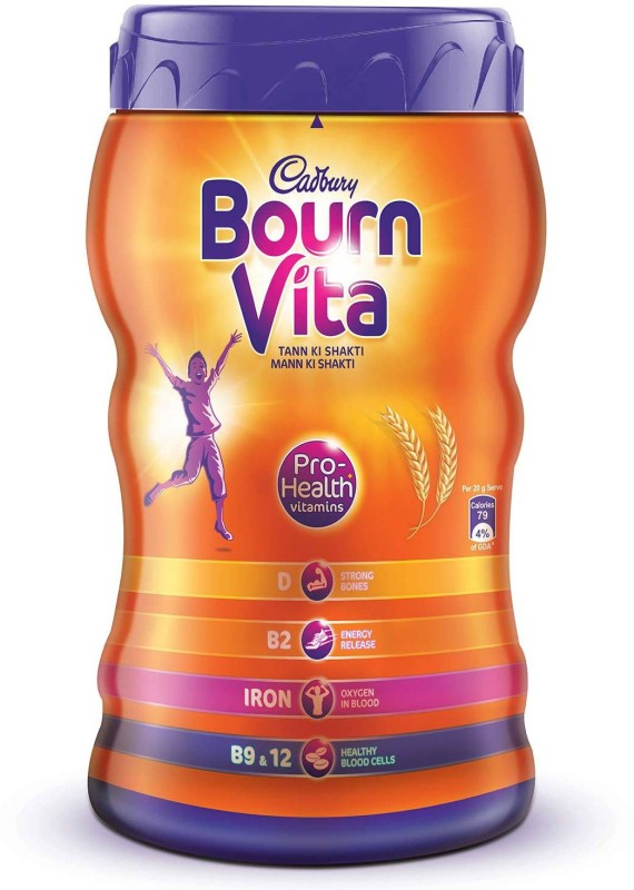 Cadbury Bournvita Pro Health Vitamins(200 g)