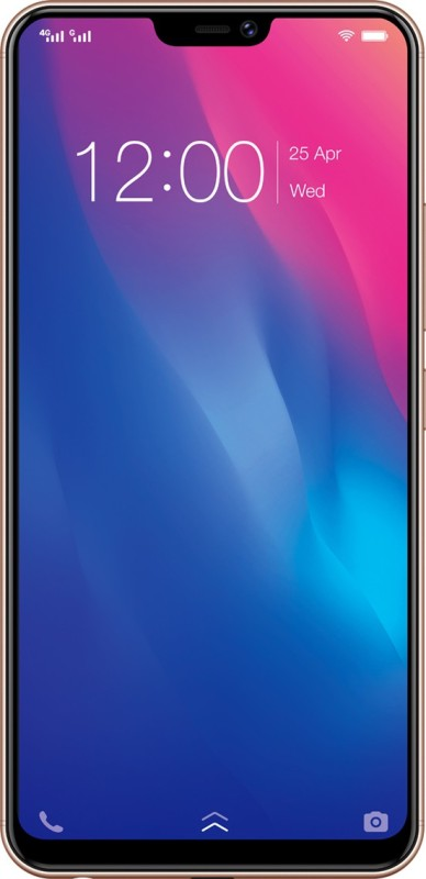 VIVO V9 Youth Gold