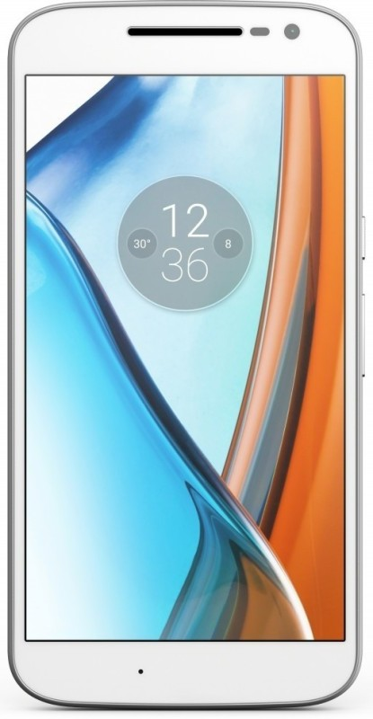 Motorola Moto G4 (White, 16 GB)(2 GB RAM)