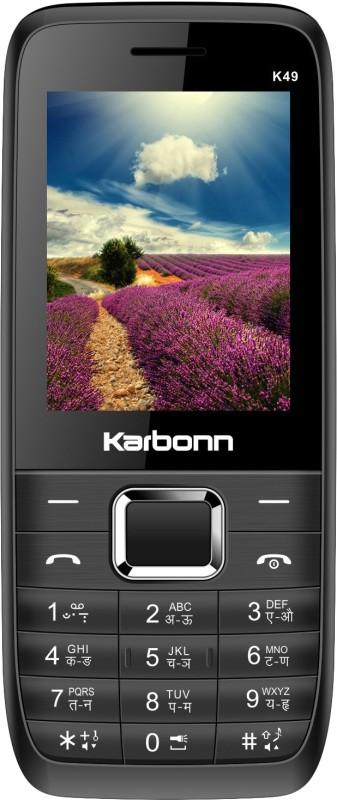 Karbonn K49(Black & Red)