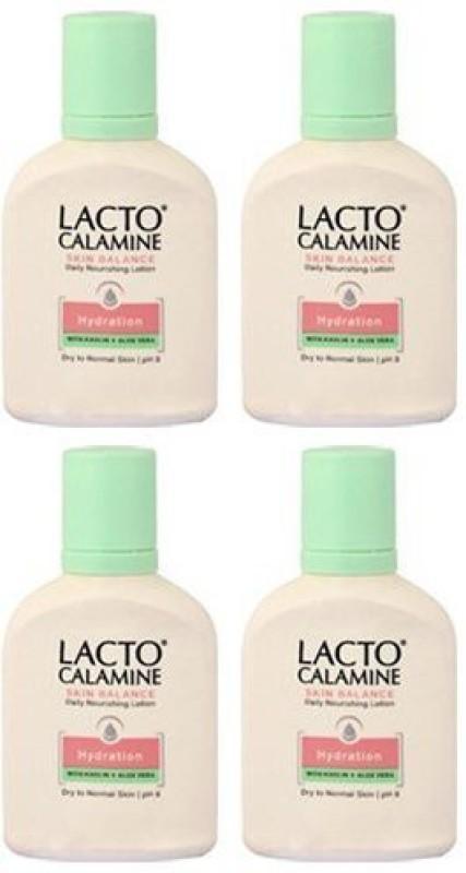 Lacto Calamine Skin Balance Hydration With Kaolin Aloevera Daily Nourishing Lotion(120 ml)