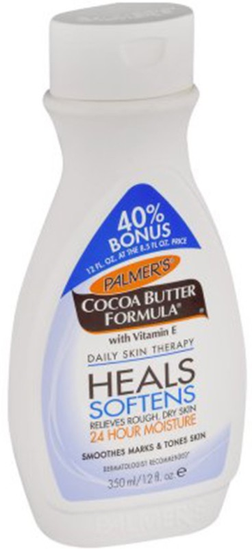 Palmers Cocoa Butter Formula with Vitamin E Heals & Softens Rough, Dry skin 350(350 ml)