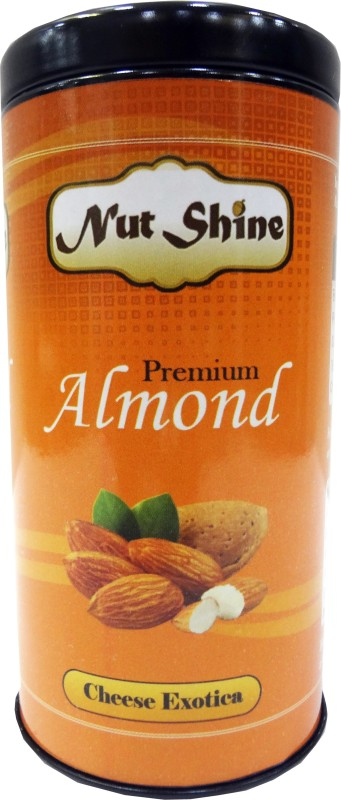 Nut Shine Cheese Exotica (180 Gm) Almonds(180 g)