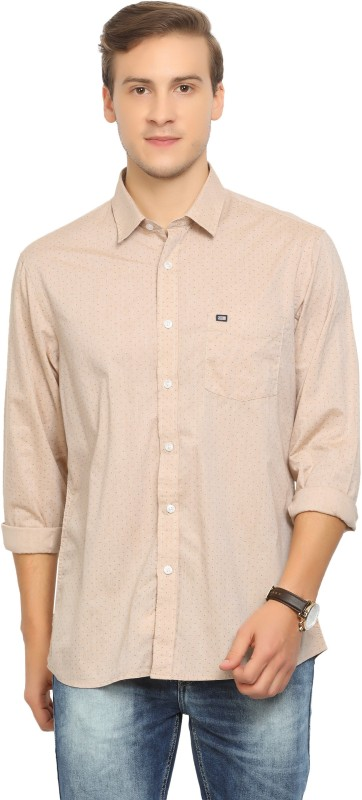 Arrow Sport Mens Printed Casual Spread Shirt