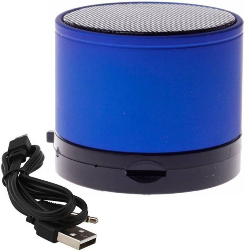 Estar S10 LED Light Enabled Speakers with TF Micro SD Memory Cards Slot FM Radio Aux Cable Functionality Premium High Quality Product Extra Bass Play Mp3 Mp4 Acc and many formats New Arrival Best Selling Lowest Price Supports All Android and Apple Iphone Ios Smartphones Tablets 3 W Bluetooth Speak
