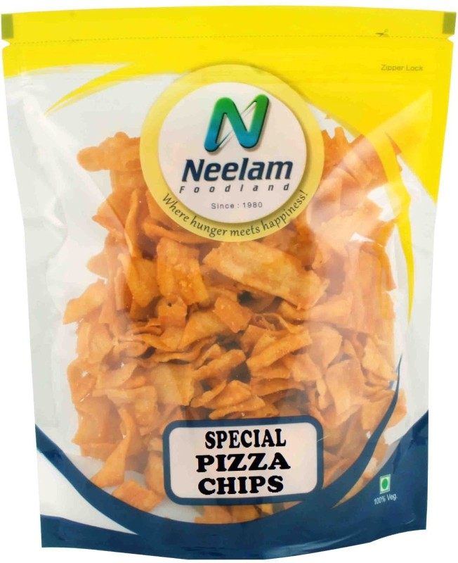 Neelam Foodland Special Pizza Chips 400G Chips(400 g)