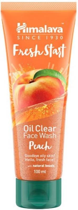 Himalaya Fresh Start Oil Clear Peach Face Wash(100 ml)
