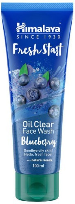 Himalaya Fresh Start Oil Clear Blueberry Face Wash(100 ml)