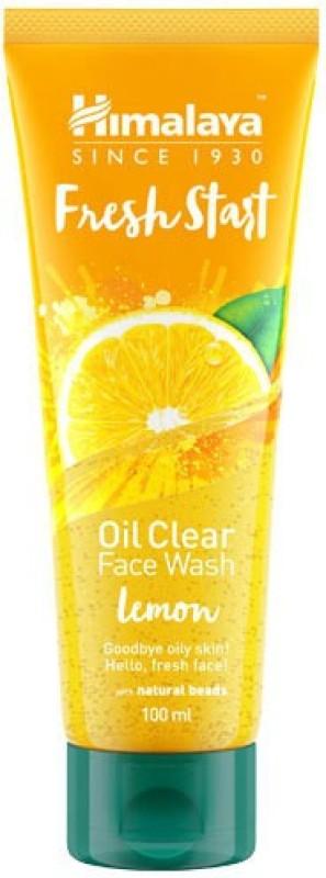 Himalaya Fresh Start Oil Clear Lemon Face Wash(100 ml)