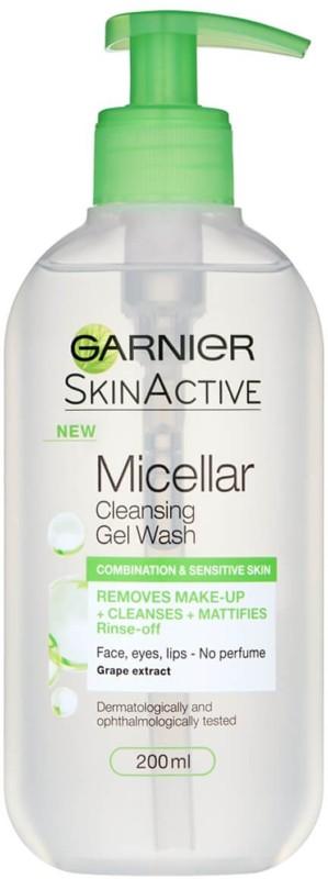 Garnier Skin Active Micellar Cleaning Gel Wash Face Wash(200 ml)