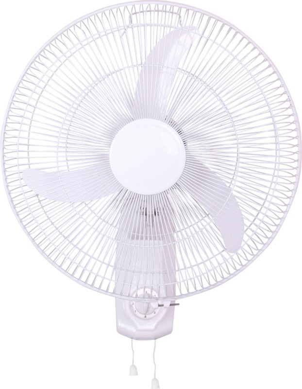 Airtop 18 Wall Fan White 3 Blade Wall Fan(White)