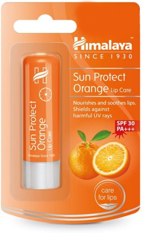Himalaya Sun Protect Lip Care Orange(4.5 g)