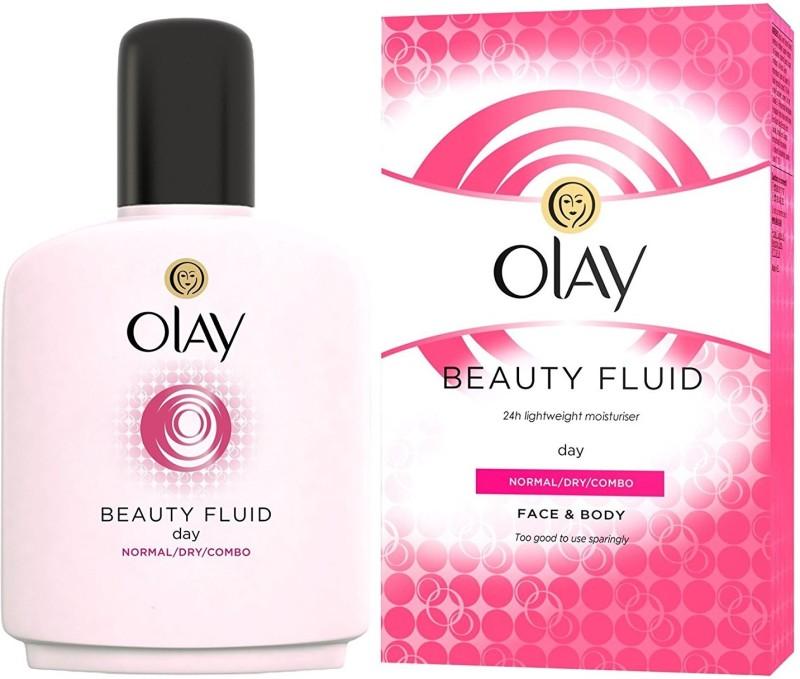 Olay Beauty Fluid Day Moisturiser(200 ml)