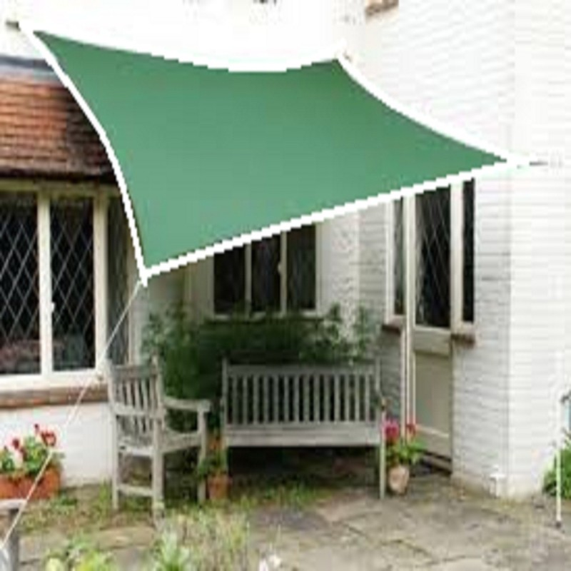 Generic shading net Tent - For shading(Green)