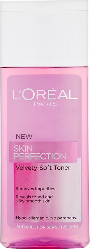 LOreal Parris Skin Perfection Valvety-Soft Toner (200ml)(200 ml)