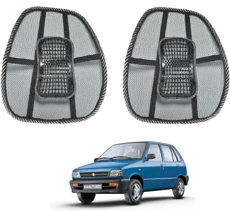 Affinity Nylon Seating Pad For Maruti Suzuki 800(Back Seats Black)