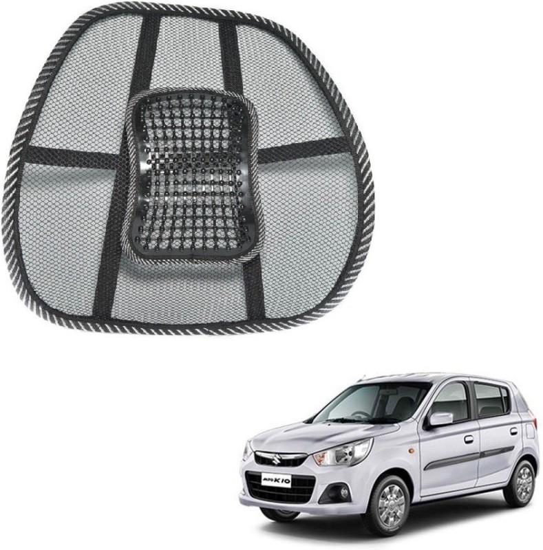 Affinity Nylon Seating Pad For Maruti Suzuki Alto K10(Back Seats Black)