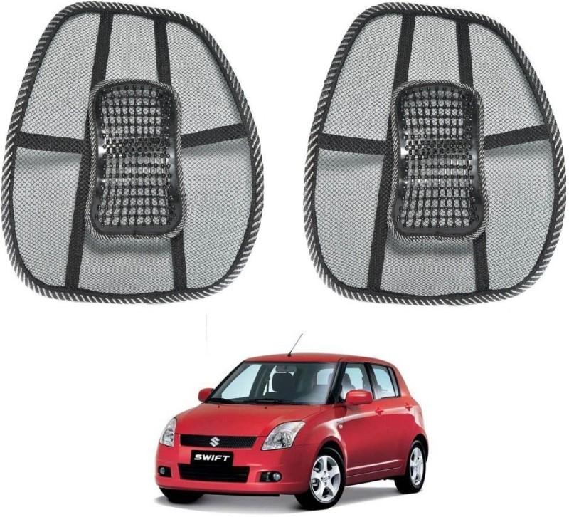 Affinity Nylon Seating Pad For Maruti Suzuki New Swift(Back Seats Black)