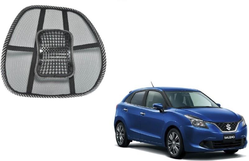 Affinity Nylon Seating Pad For Mahindra Baleno(Back Seats Black)