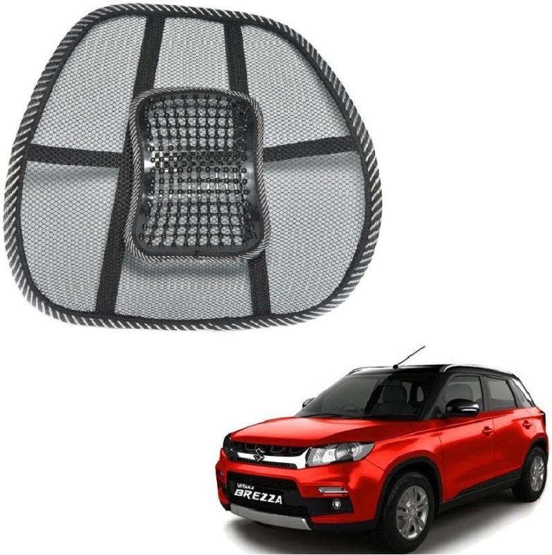 Affinity Nylon Seating Pad For Maruti Suzuki BRZ(Back Seats Black)