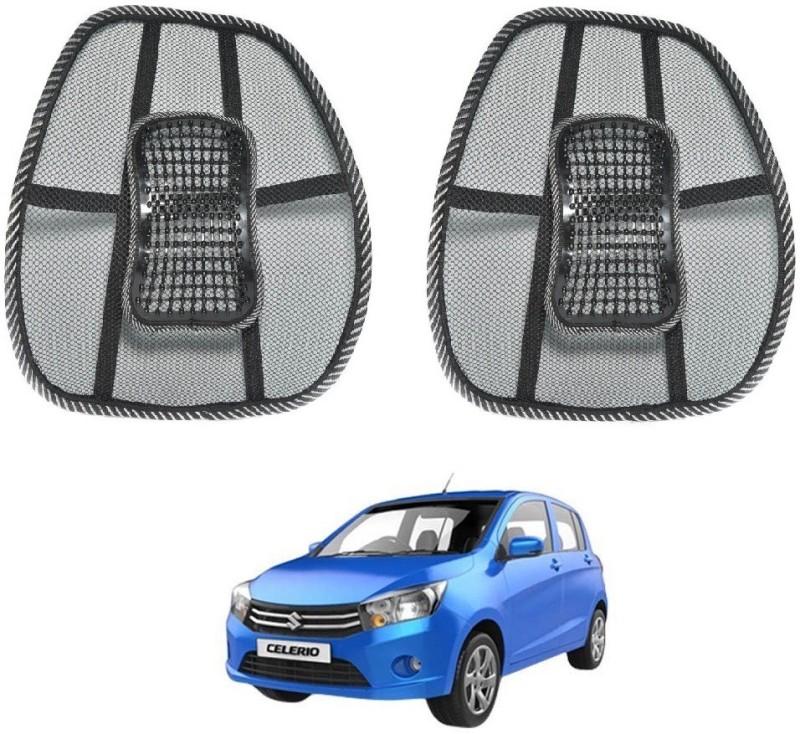 Affinity Nylon Seating Pad For Maruti Suzuki Celerio(Back Seats Black)