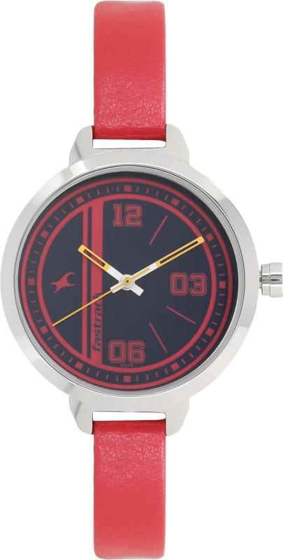 Fastrack 6174SL02 Varsity Watch For Women