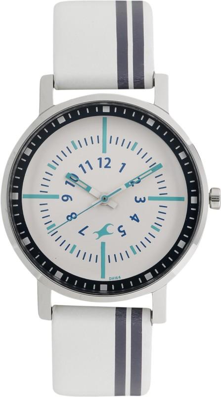 Fastrack 6172SL01 Varsity Watch For Women