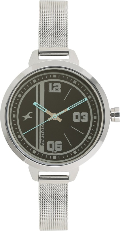 Fastrack 6174SM02 Varsity Watch For Women