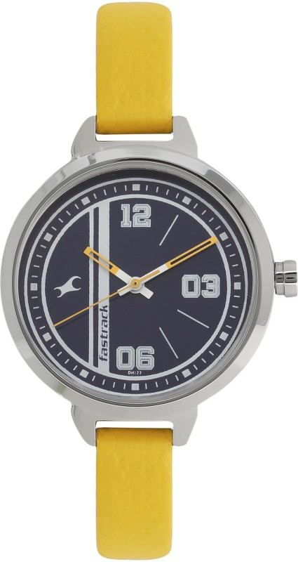 Fastrack 6174SL01 Varsity Watch For Women