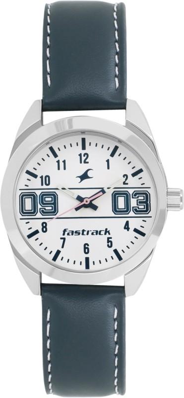 Fastrack 6171SL01 Varsity Watch For Women