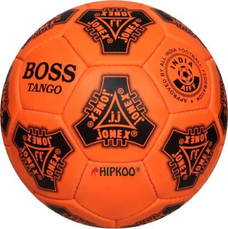 JONEX SUPERIOR BOSS TANGO Football - Size: 5(Pack of 1, Multicolor)