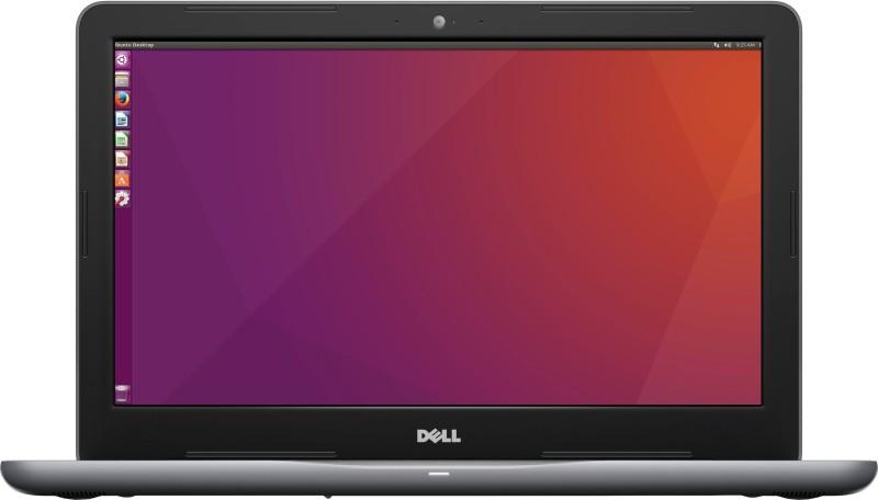 Dell Inspiron 15 5000 Core i5 7th Gen - (8 GB/1 TB HDD/Linux) 5567 Laptop(15.6 inch, Fog Grey, 2.36 kg)