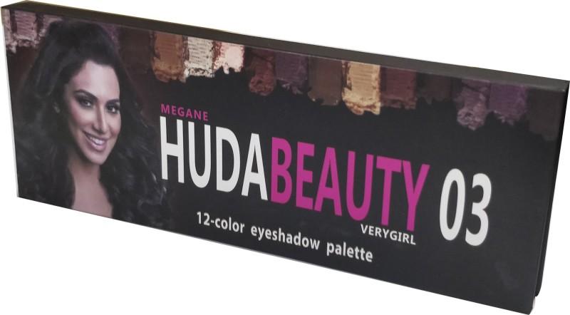 huda HB03 12in1 eyeshadow pallete 12 g(multicolor)