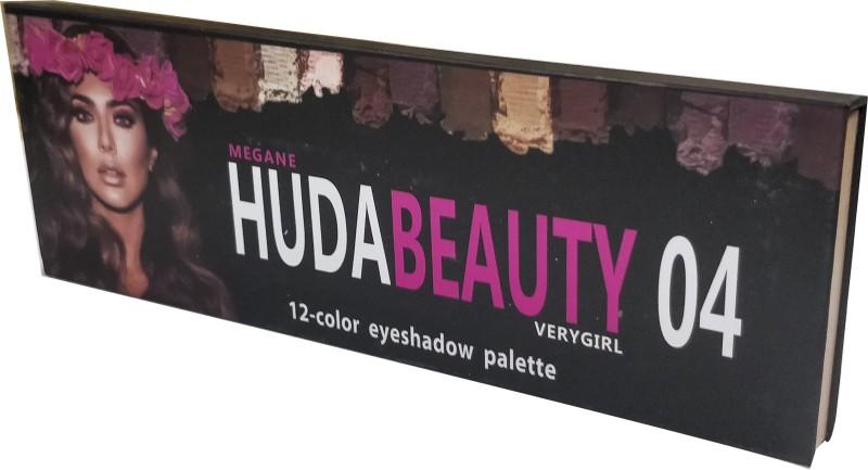 huda HB4 12in1 eyeshadow pallete 12 g(multicolor)