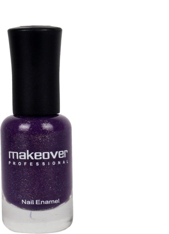 Makeover Professional Nail Paint Party Purple 28-9ml Party Purple(9 ml)
