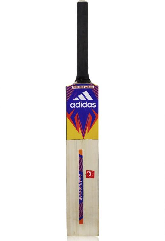 Akshat KIDS CRICKET BAT WOODEN 67CM HIGHT Poplar Willow Cricket Bat(3, .250-1 kg)