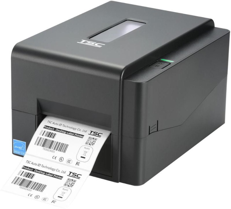 TSC TE 244 Single Function Printer(Black)
