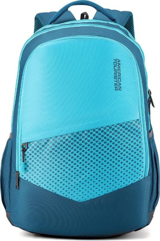 a9f6509400bee3 Backpacks] :: American Tourister Mist Sch Bag 29.5 L Backpack(Blue ...