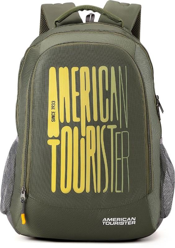 4194f988835d1e American Tourister Fizz Sch Bag 32 L Backpack(Green)
