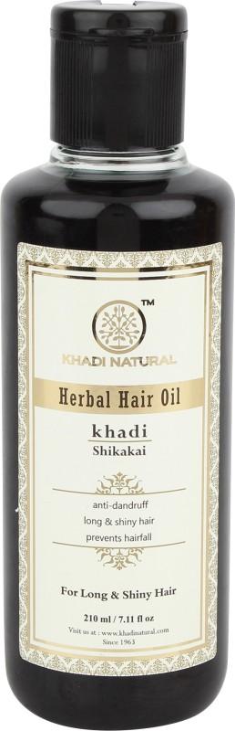 Khadi Natural AYURVEDIC SHIKAKAI HAIR OIL Hair Oil(210 ml)