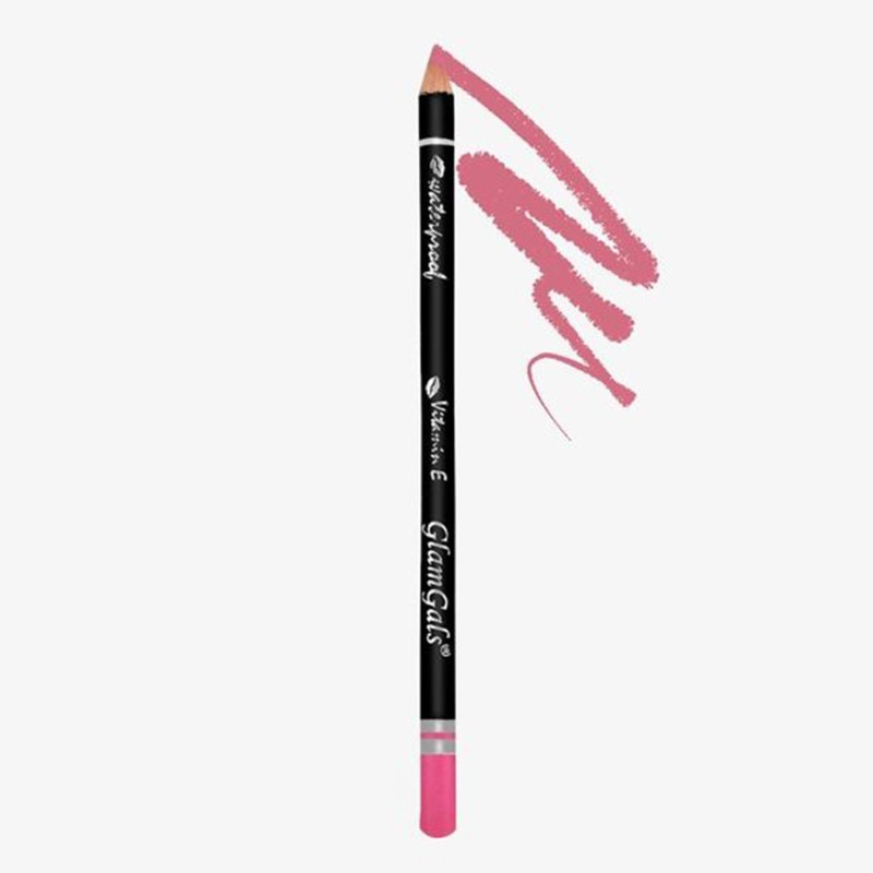 GlamGals Lip Liners(Barbie Pink)