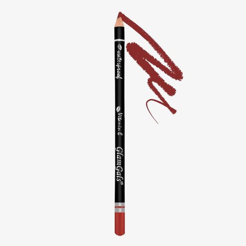 GlamGals Lip Liners(Maroon)