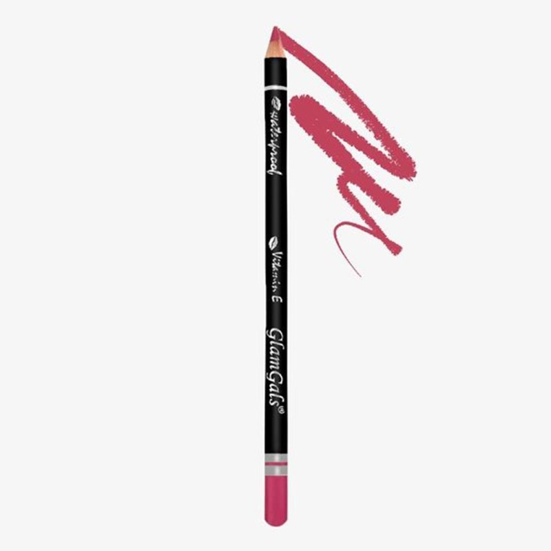 GlamGals Lip Liners(Candy Pink)