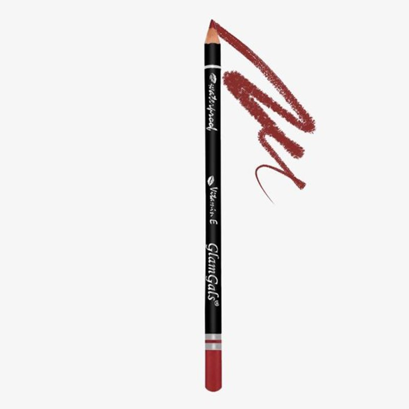 GlamGals Lip Liners(Rusty Brown)