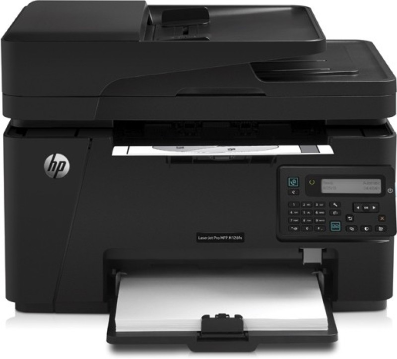HP MFP M128 FN Multi-function Printer(Black)