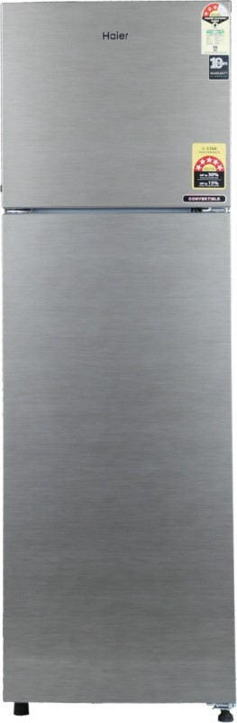 HAIER HRF 2983BS E 278Ltr Double Door Refrigerator
