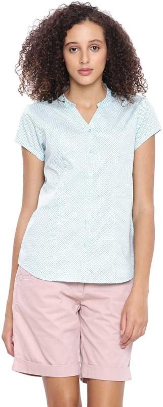 Arrow Woman Women Printed Casual Shirt