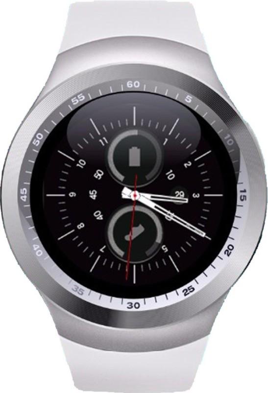 Wokit HTC Desire 820Q Dual Sim Silver Smartwatch(White Strap Regular)
