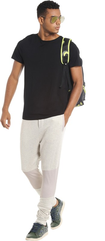 Jack & Jones Regular Fit Mens Beige Trousers