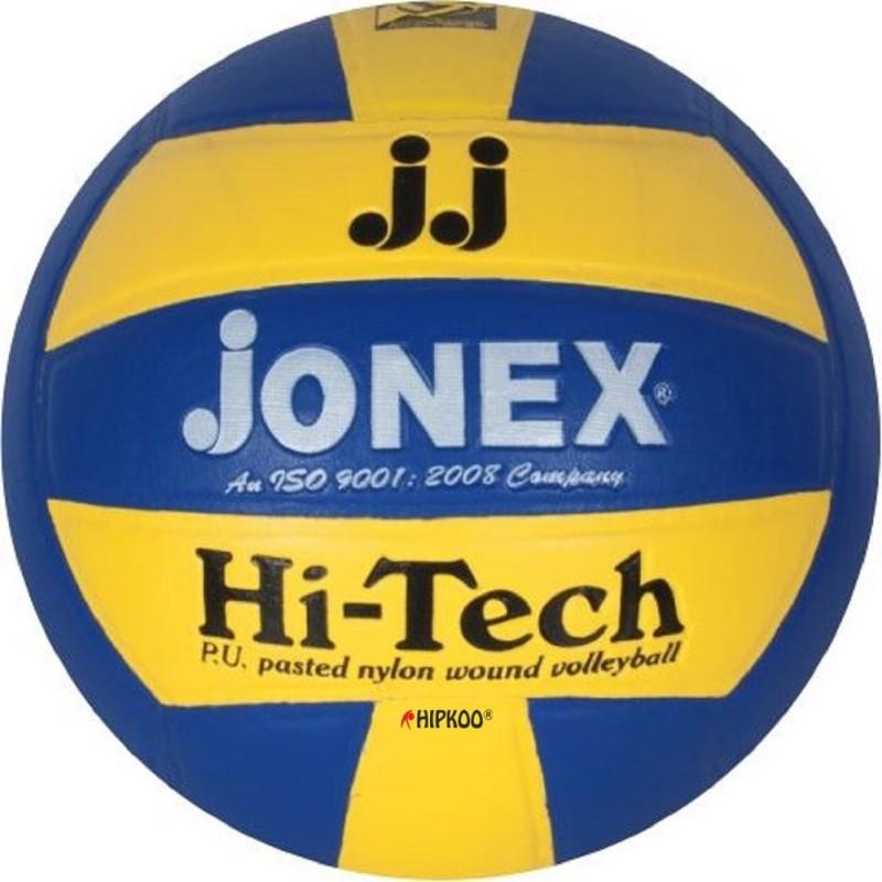Jonex SUPERIOR HI TECH Volleyball - Size: 4(Pack of 1, Multicolor)